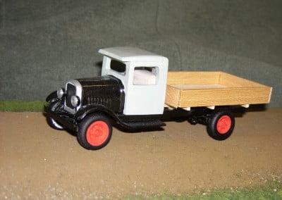 Brockway 1928 Sallinen