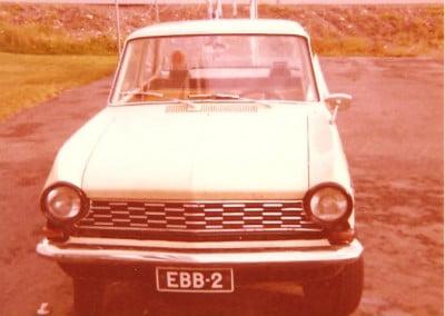 Opel Kadett, -65