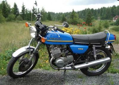 Kawasaki 350, -74