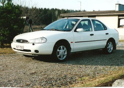 Ford Mondeo, -97