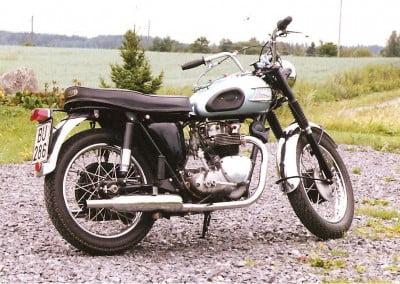 Triumph 350, -62