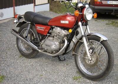Yamaha TX 500, -74