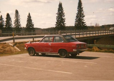 Datsun 1200, -71