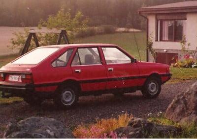FSO Polonez, -91