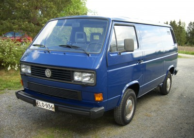 VW Transporter 1989, tölkki