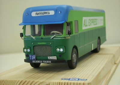 Hurriganes Scania